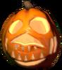 Chica Pumpkin