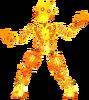 Flaming Springtrap Endo