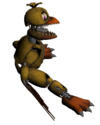 Withered Chica HW