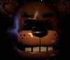Freddy Mask (Eyeless)