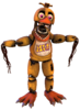Withered chicavr