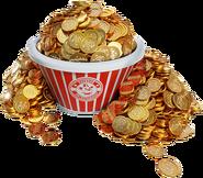 Alpine ui shop item coin bucket