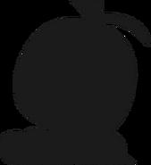 Alpine ui plushsuit toy chica silhouette 1