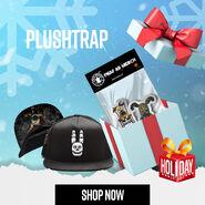 HolidayPlushtrapMerch