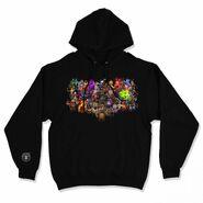 Anniversary collage hoodie 2048x