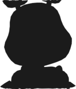 Alpine ui plushsuit toy bonnie silhouette 1