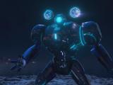 Gun Robot Megasuit
