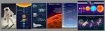 Planetarium graphics