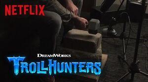 Trollhunters Behind The Scenes Jim's Armor Netflix