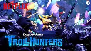 Trollhunters Gunmar Recruits Morgana Netflix Futures