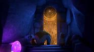 Trollmarket 1st Vault glows