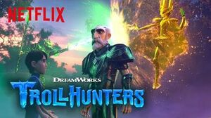 The Mother of Monsters Trollhunters Netflix Futures
