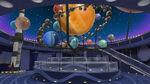 Inside of Planetarium - concept