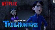 Trollhunters Training for Battle Netflix