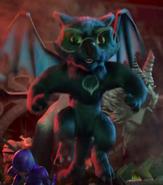Dragon Archie ROTT