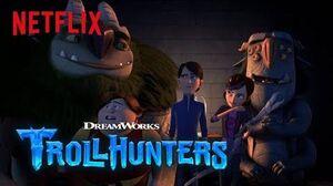 Trollhunters Part 2 Trailer