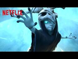 Attack on Titans - Trollhunters- Rise of the Titans - Netflix Futures