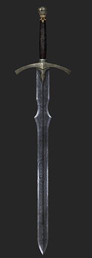 Merlin's Broadsword