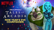Tales of Arcadia New Year's Eve Countdown