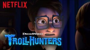 Trollhunters - Trilogy Teaser Eli Netflix Futures