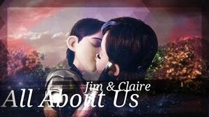 ♛ all about us JIM & CLAIRE trollhunters ♛