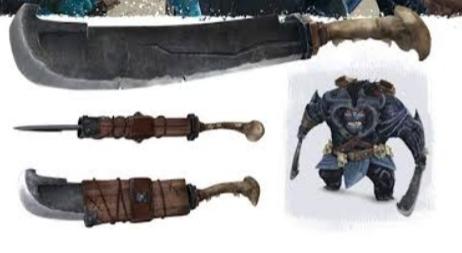 Bular's Swords