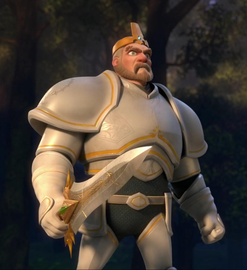 King Arthur's Armor
