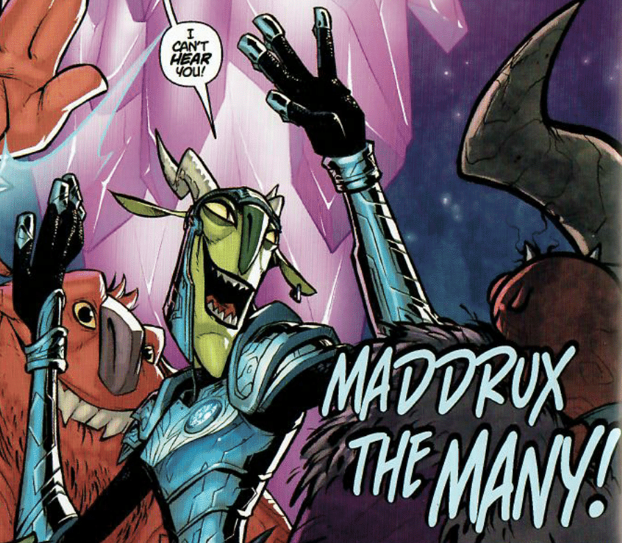 Maddrux the Many