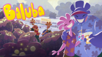 Baluba Postcard