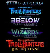 Tales of Arcadia - titles and film
