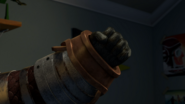 Toby's Armor suit up 2