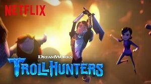 Dreamworks Trollhunters Guillermo del Toro Featurette Netflix-0