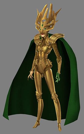 Morgana's Armor