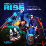Trollhunters Rise - We want to see you