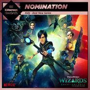 Wizards - Nomination