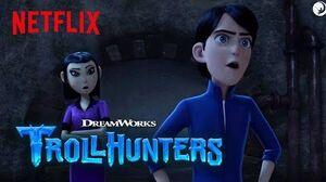 Trollhunters Training for Battle Netflix Futures