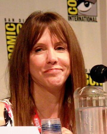 Laraine Newman at Comic-Con 2011 Cartoon Voices II Panel.jpg