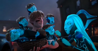 Trollhunters Rise of the Titans - Aja - You must be Eli Jr
