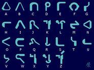 Akiridion Language