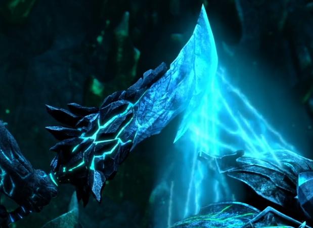 Decimaar Blade