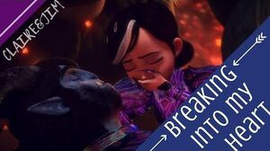 Breaking into my heart jim & claire trollhunters