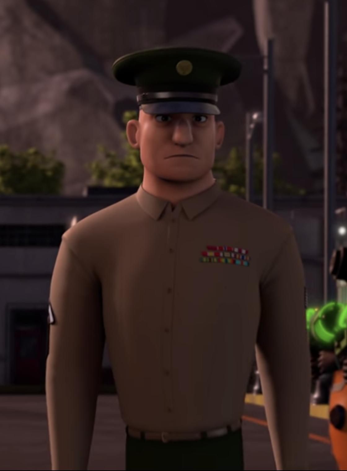 Sergeant Costas
