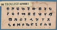 Trollish Language