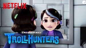 Trollhunters Claire Gets Possessed Netflix Futures