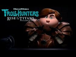 Police Station Escape - TROLLHUNTERS- RISE OF THE TITANS - Netflix