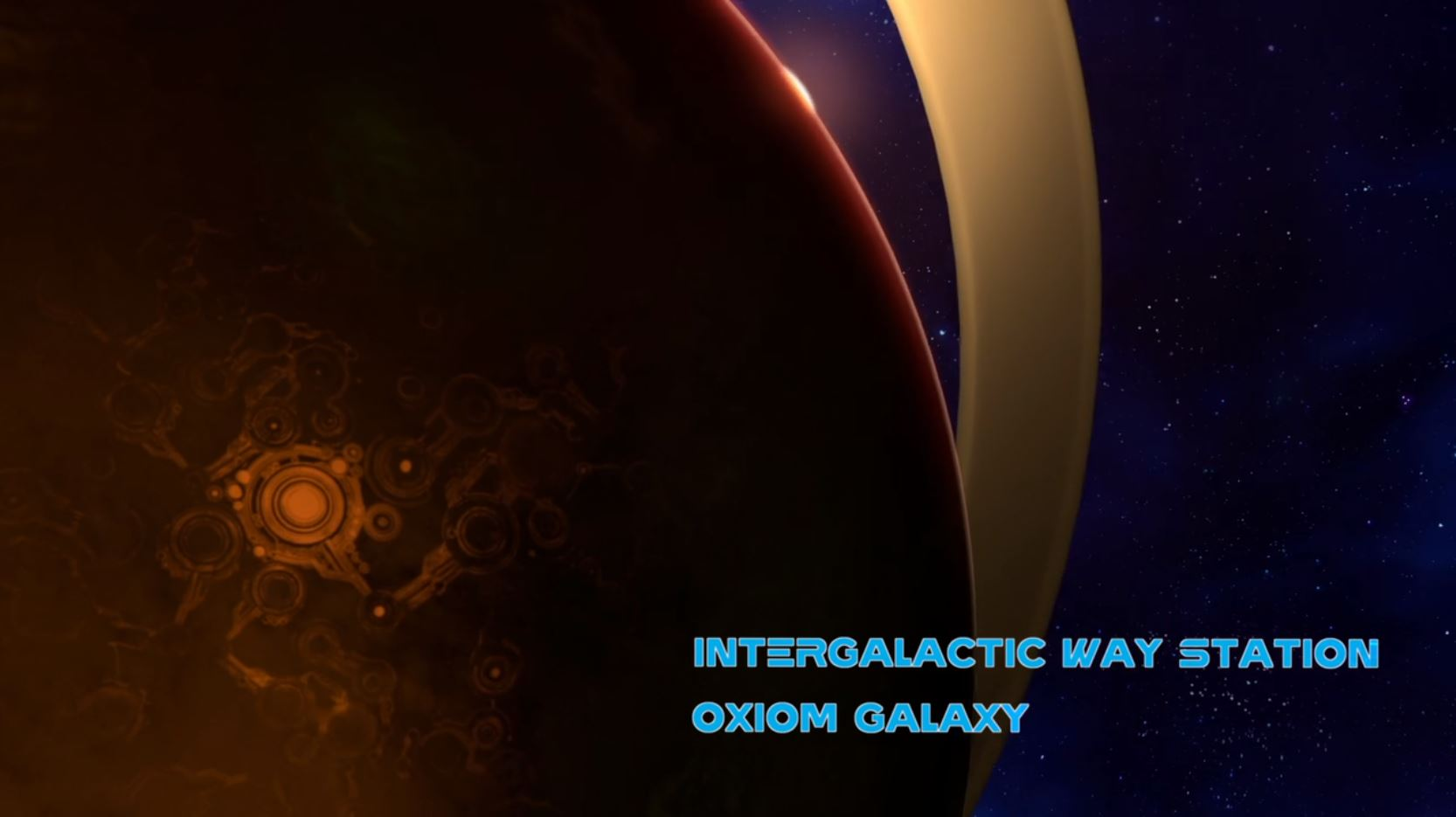 Intergalactic Way Station