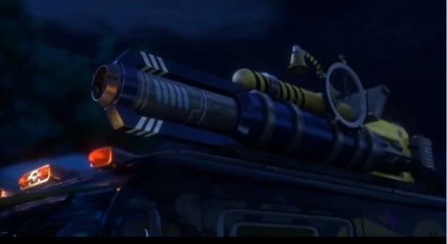 Seklos' Cannon