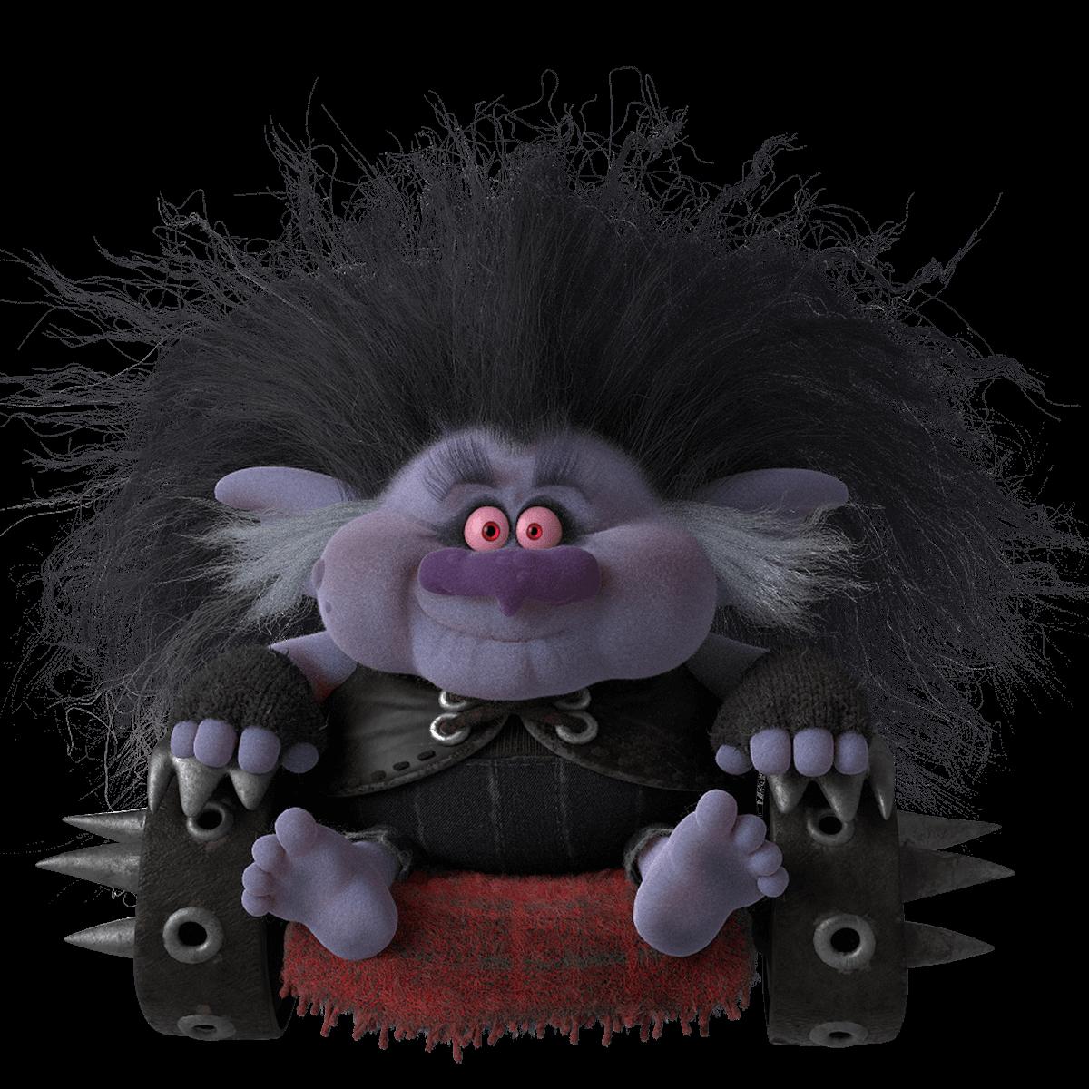King Thrash Trolls Film Wikia Fandom