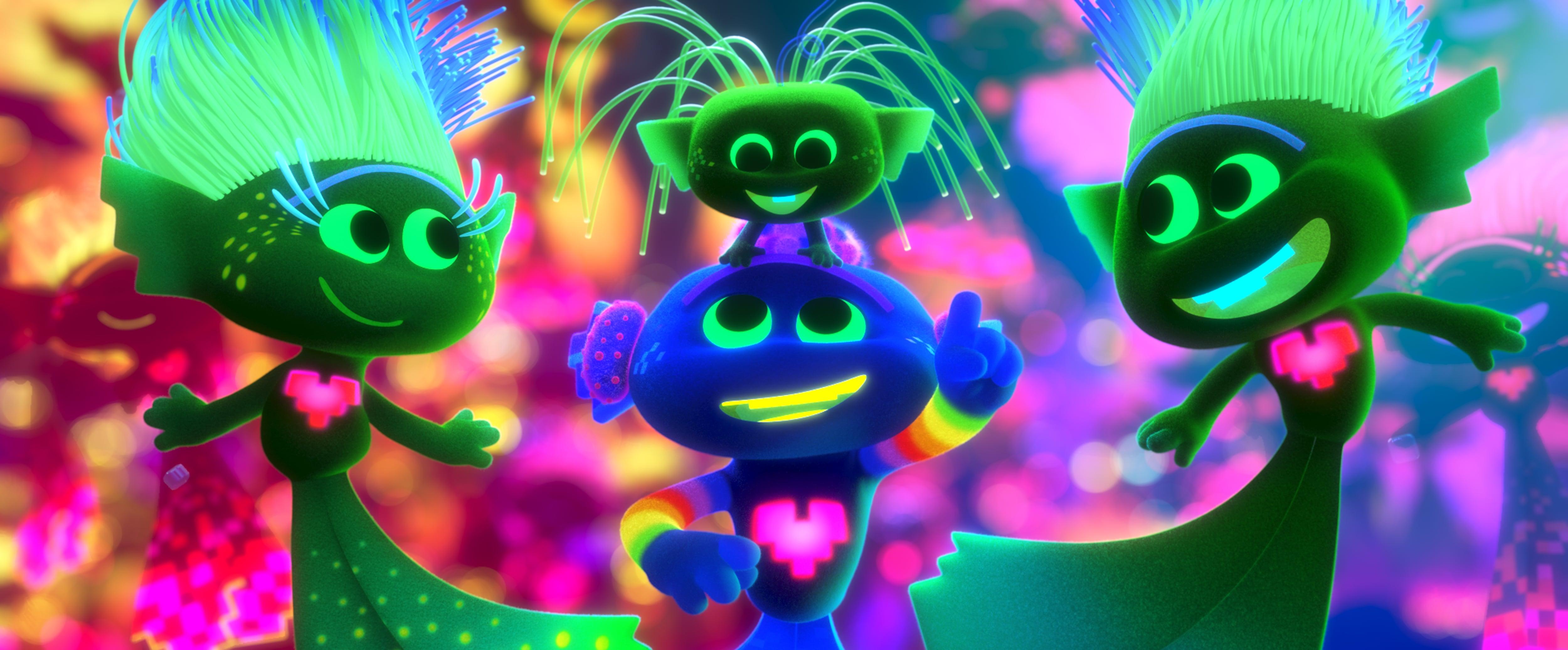Coral Blush Trolls Film Wikia Fandom