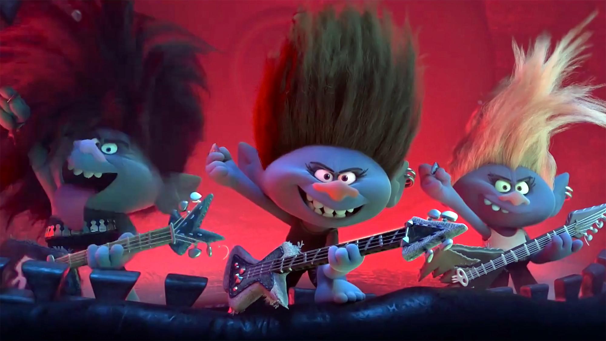 Rock Trolls Trolls Film Wikia Fandom